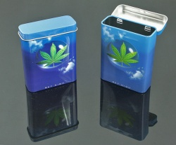 CIGARETTE BOX- METAL