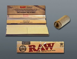 CIGARETTE PAPIER RAW SLIM + TIPS